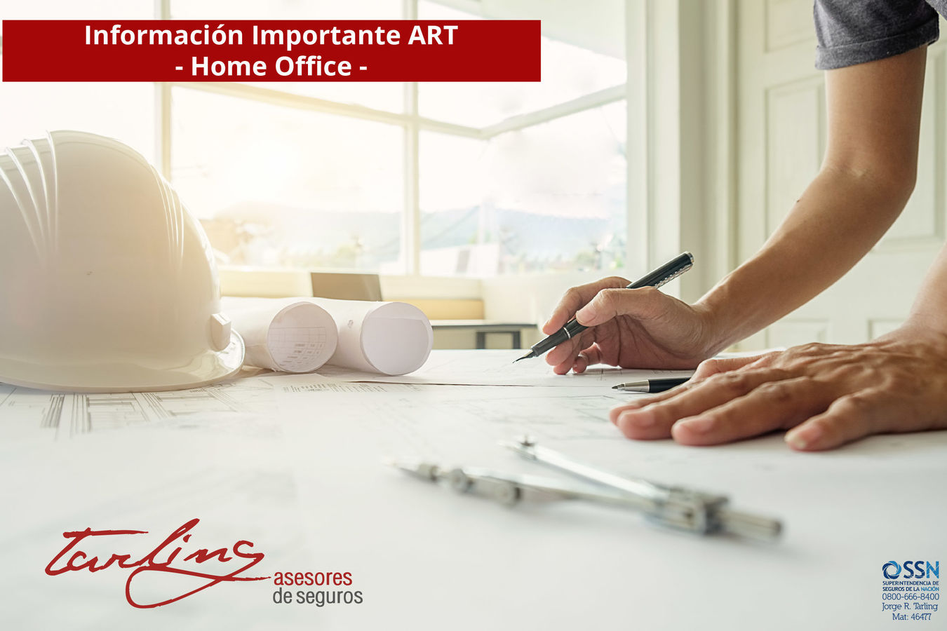 Información Importante ART - Home Office -